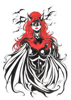 Batwoman by Dannith