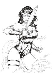 WonderWoman by Dannith