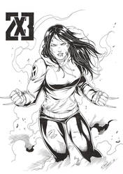 X-23 by Dannith
