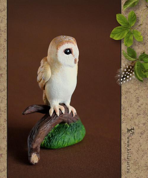 Owl Frank I by Keila-the-fawncat