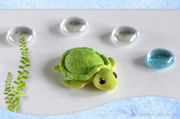 little turtle by Keila-the-fawncat