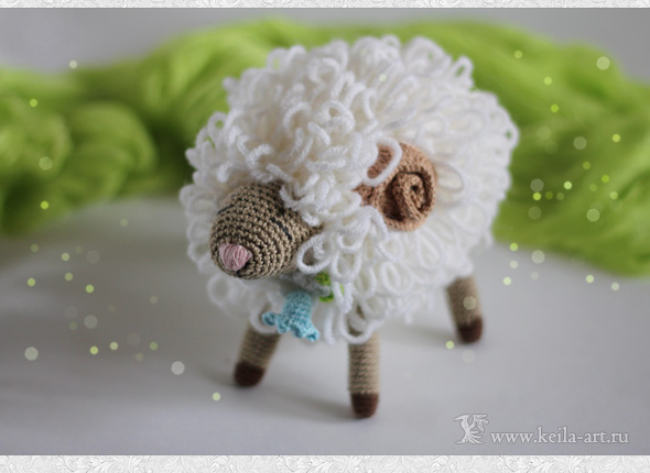 Anabelle sheep by Keila-the-fawncat