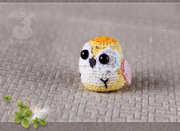 Sunny owl by Keila-raven