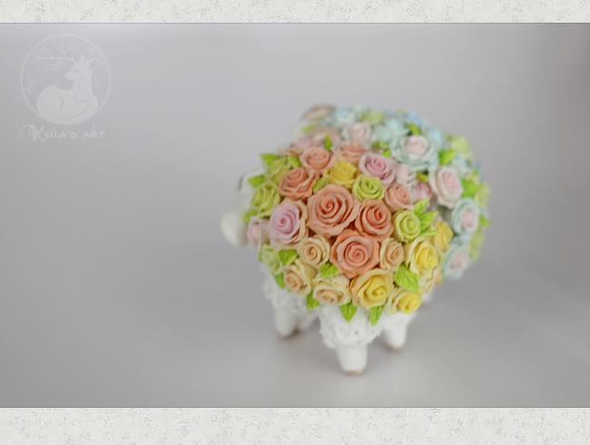 rose sheeps 02 by Keila-the-fawncat