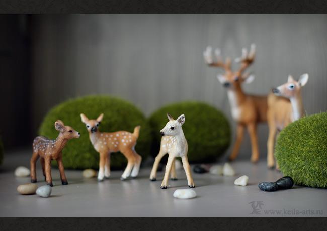 Forest kids by Keila-the-fawncat