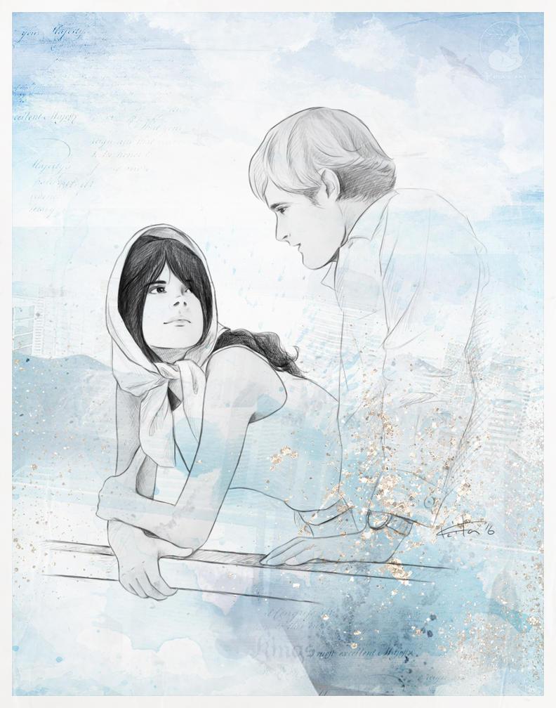 David and Katherine by Keila-the-fawncat