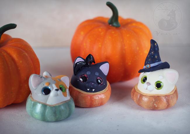 Pumpcats by Keila-the-fawncat