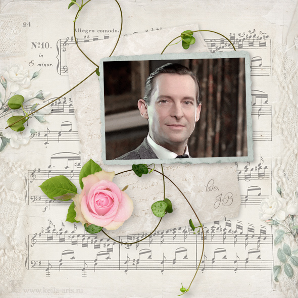 J.Brett - about music and roses by Keila-the-fawncat
