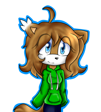 COLLAB: Valeria the Cat by RoseAbyss