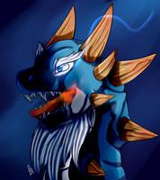 Cerrax The Dragon by FanDragonBrigitha