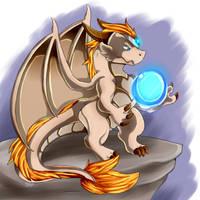 Light Pro Dragon by FanDragonBrigitha