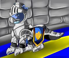 Character from Cera Knight by FanDragonBrigitha