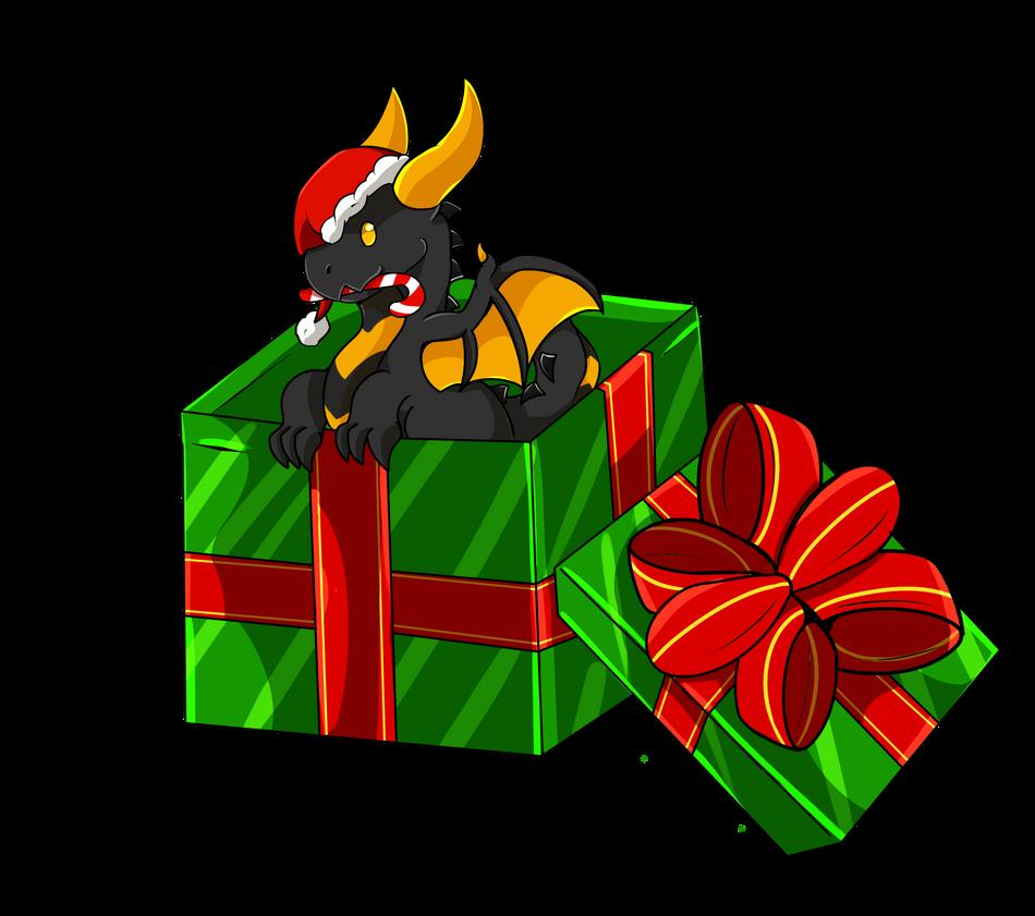 Gift - Christmas Jony! by FanDragonBrigitha