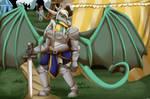 Fuison's New Armor