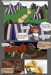 Secret of Princess: Page 1