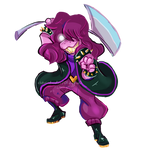 (November 2018) Susie Joined The Party!