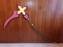 KH cosplay Graceful dahlia by fraulein-rose