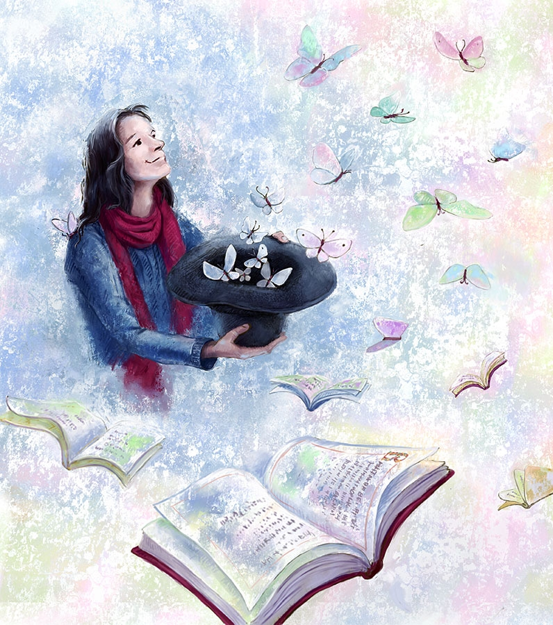 storyteller by romantik111