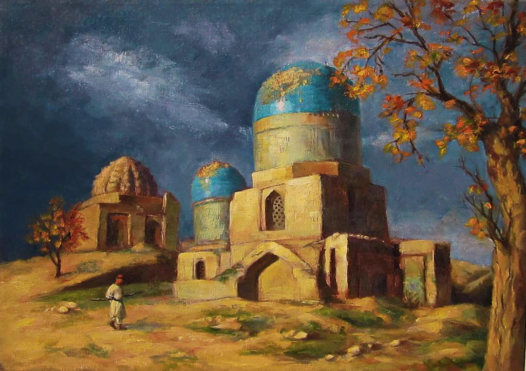 Samarkand by romantik111