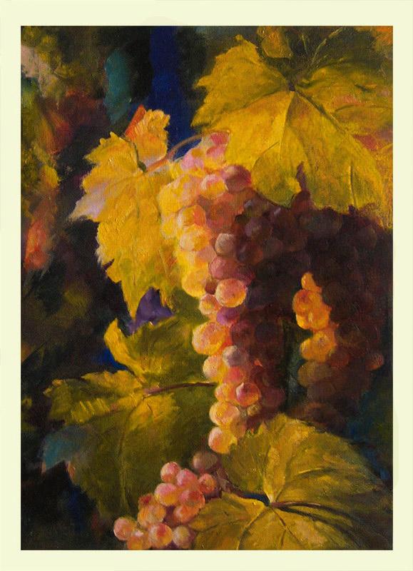 grapes by romantik111