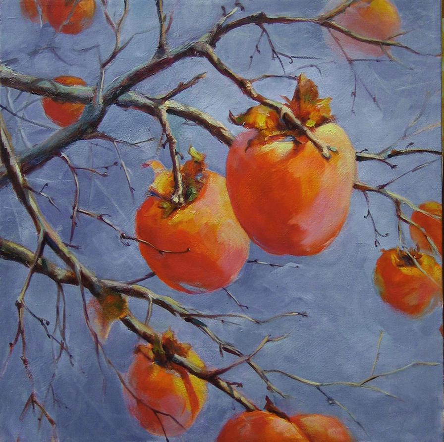 persimmon by romantik111