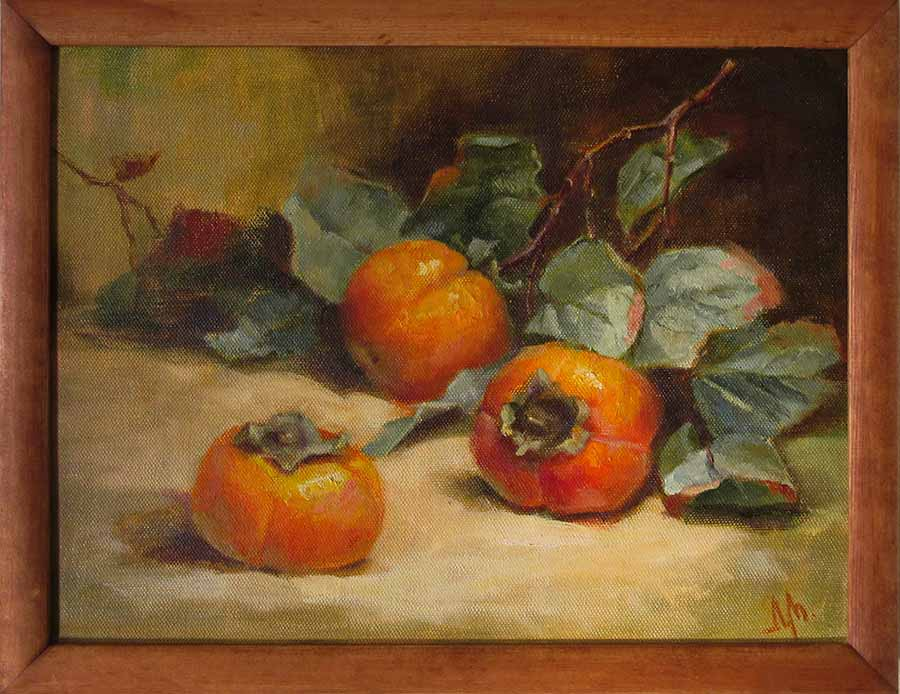 persimmon 2 by romantik111