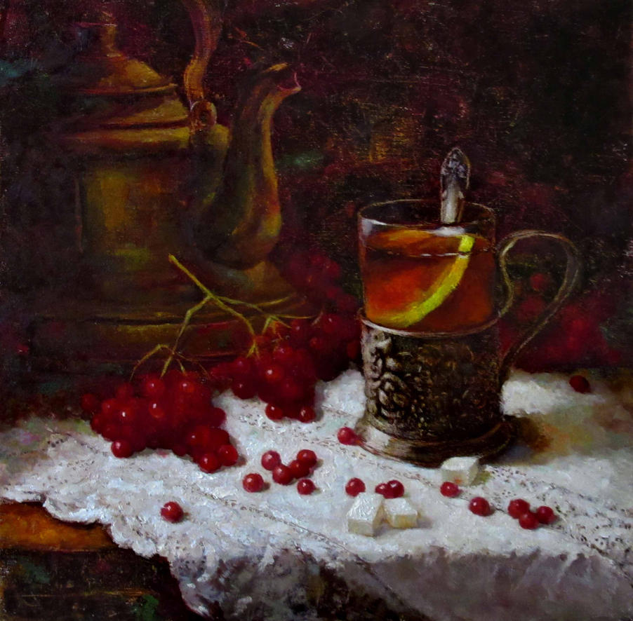 tea by romantik111