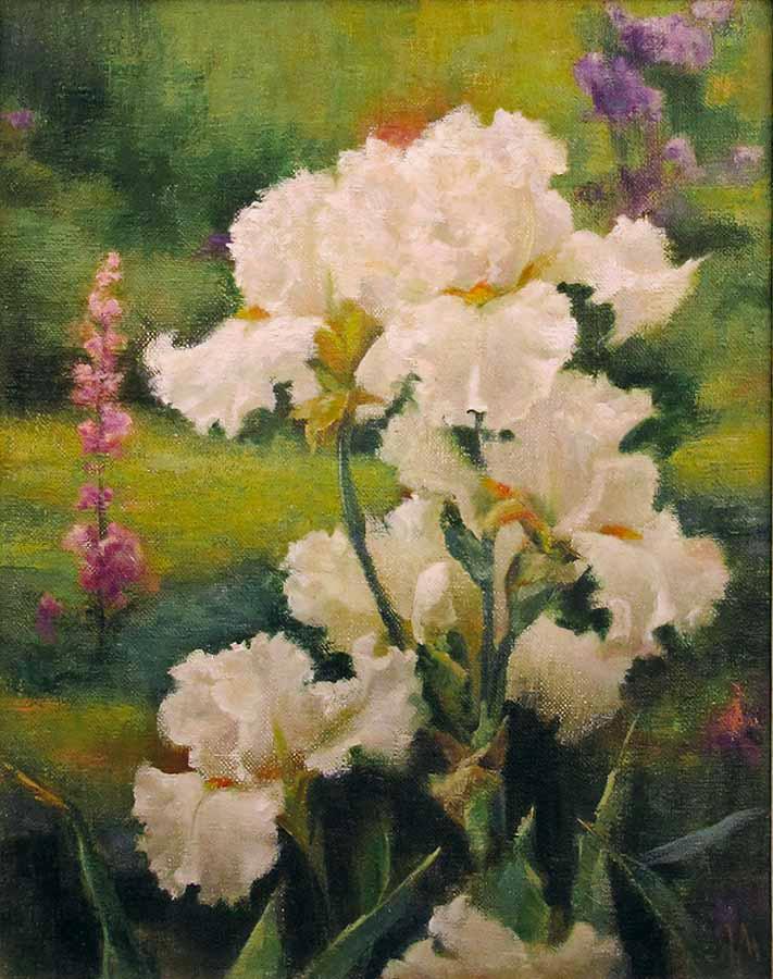 Irises by romantik111