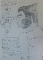 XMEN 2236 DEATH OF STORM by animec20