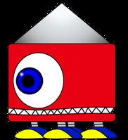 Sonic Z - Badnik #1 by russellsterlingdyer