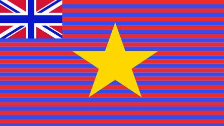Niemazland Flag by russellsterlingdyer