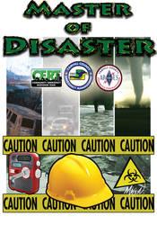 Master of Disaster T-Shirt Design