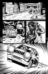 Ghost Page 1 Inked
