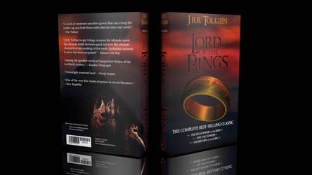 3D Rendering of LoTR Book