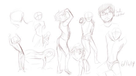 6.16.14 Warmups by MadameMochete