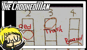 The Crooked Man 2 3 4 Bed Trash Board