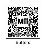 Butterscothfever223 QR Code by Vendus