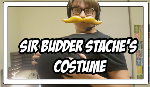 Sir Budder Stache's Costume (Episode Picture)