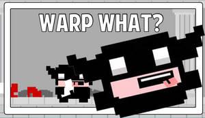 Super Meat Boy l Warp What?
