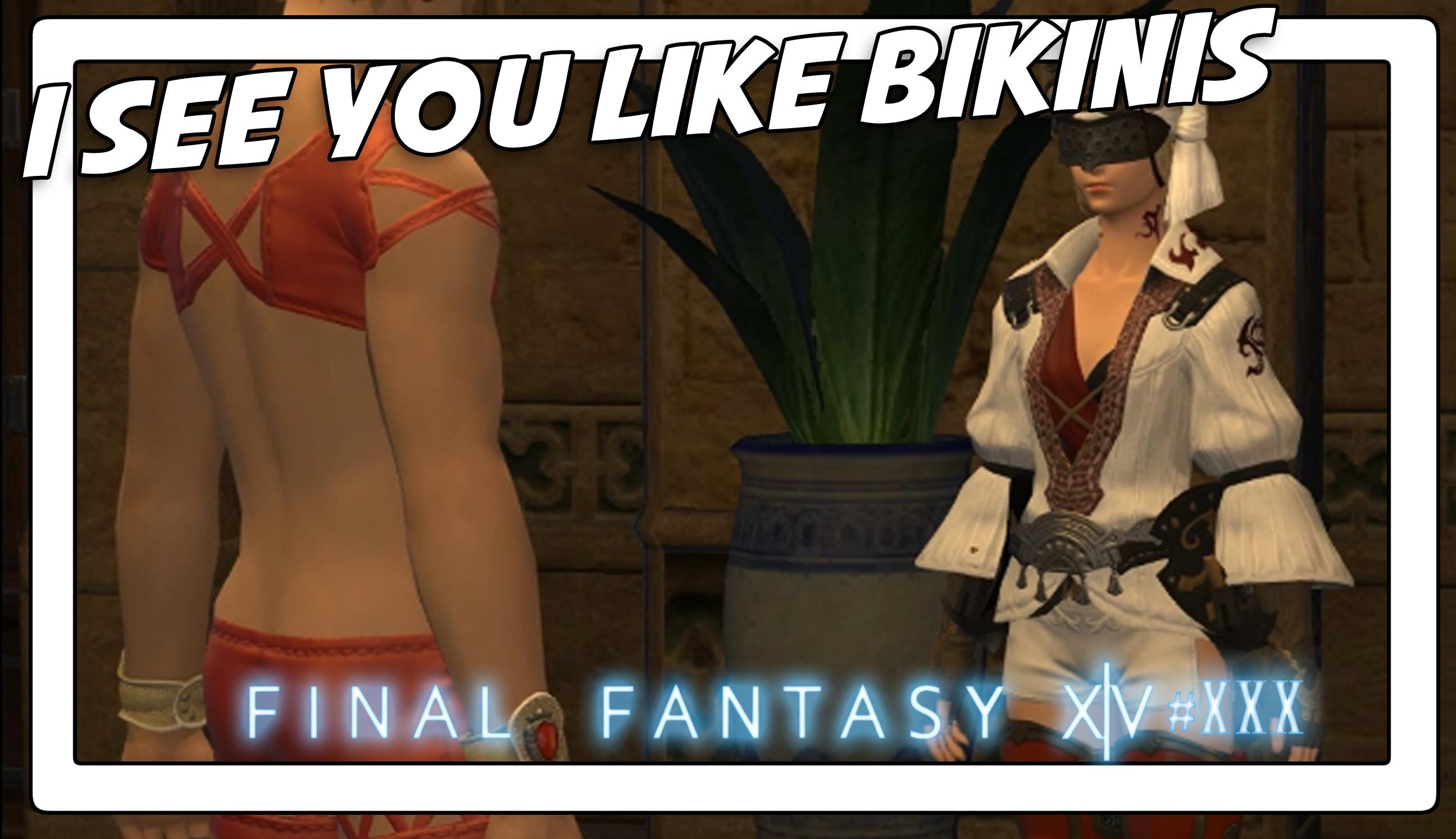 Final fantasy 14 porn sex clip