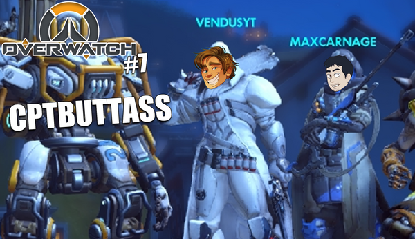 CPTBUTTASS | Overwatch | #7 by Vendus