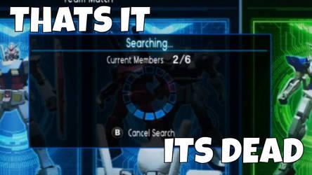 New Gundam Breaker is DEAD