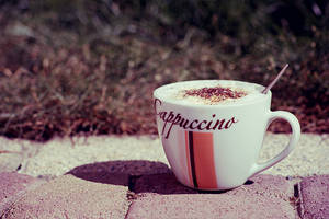 Everyone loves coffee by ladyang