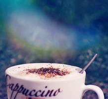 Everyone loves coffee II by ladyang