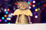 Xmas Angel by ladyang