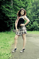 Angela X by ladyang