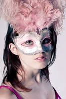 Venetian mask by ladyang