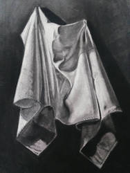 drawing cloth by kphill