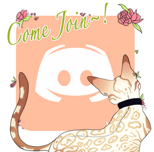 Join my discord server~!