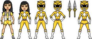 Trini the Yellow Ranger